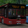 National Express West Midlands & Coventry Repaints for MAN A21