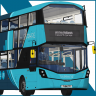 Arriva Sapphire 4600 Repaint for MS Studios Masterdeck