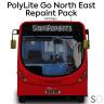 Go North East Masterlite repaint pack