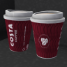 Costa Coffee cup for the Masterbus Masterlite & Gen 3 Pack