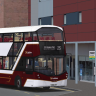 Lothian Buses Repaint Pack for the Masterbus Gen 3 Pack