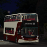 Lothian City and Airlink Repaint Pack for the Studio Polygon 400 MMC