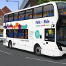 Canterbury Park And Ride (Stagecoach)   400MMC *Fictional*