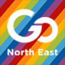 Go North East Rainbow Bus